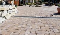 Pavaj din beton - Appia Antica