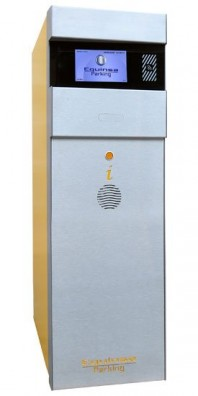 Statia de plata automata cu cardul SENSE CARD