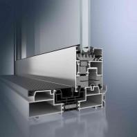 Sistem glisant cu ridicare din aluminiu - Schüco ASS 70.HI
