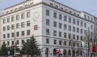 Lucrari de placare cu piatra naturala la Banca Romana de Credite si Investitii