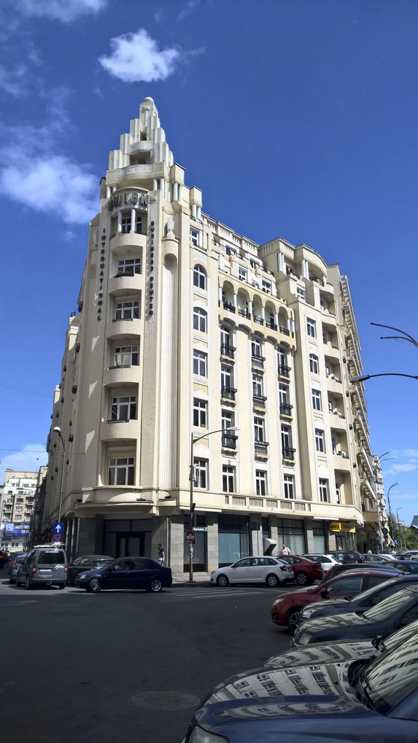 B MAD 2 0 Art Deco & Bulevardele Centrale a lansat primul traseu virtual Art Deco