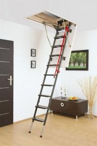 Scara acces pod Fakro Metal LMK Komfort