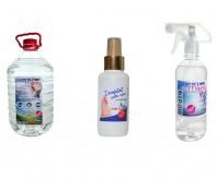 Dezinfectant pentru maini, antibacterian, varianta lichida - TP1-Igiena umana