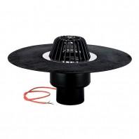 Receptor pentru acoperis cu manseta din bitum si incalzire (10 - 30 W 230 V) -