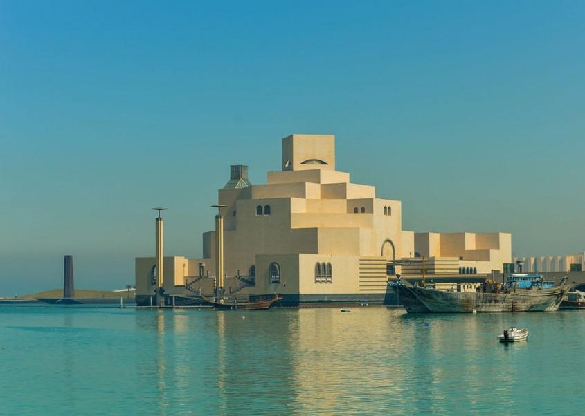 Muzeul de Arta Islamica din Doha (2008)