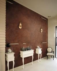 Solutie decorativa pentru interior ANTICO FERRO