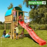 Loc de joaca pentru copii - JUNGLE GYM VILLA