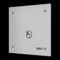 Unitate de dus cu buton piezo pentru apa rece sau premixata 24 V DC - SANELA