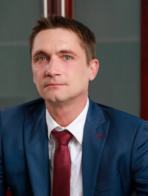 Cosmin Pătroiu, director general TeraSteel