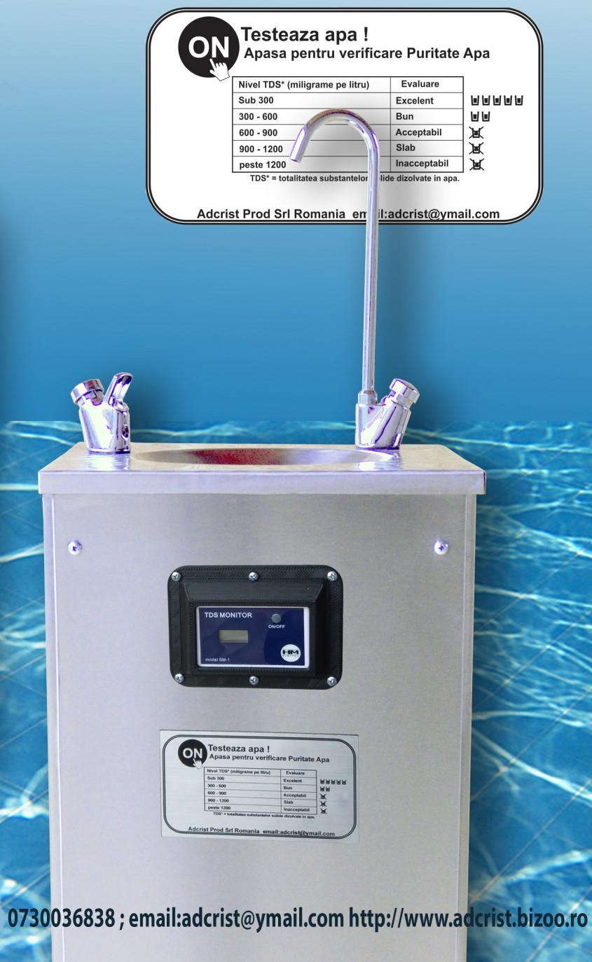 Fantană pentru băut apă ATX2TDS