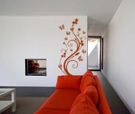 Sticker Flori si Fluturi - Beestick