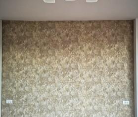 Amenajare interioara cu tapet MallDeco in Bucuresti