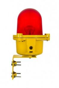 Lampa de balizaj cu filtru rosu - LBFR-03
