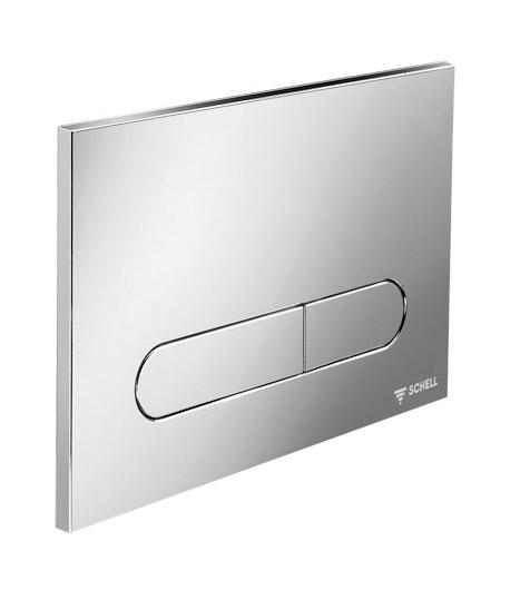 Placa de actionare WC SCHELL Linear round