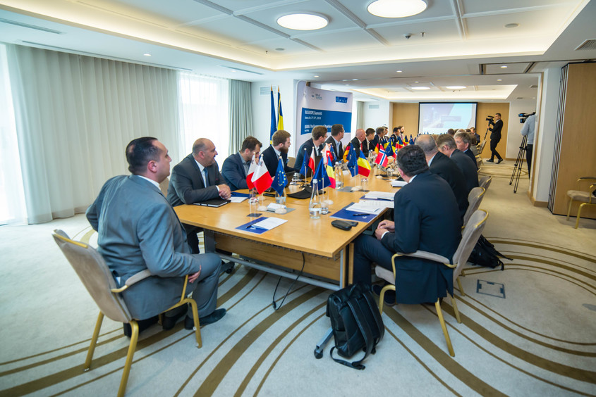Manifestul privind locuințele prezentat de BUILD EUROPE si Patronatul Societăților din Construcții Președinției române la Consiliul