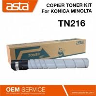 Toner KM TN-216 BK