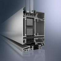 Profil din aluminiu pentru usa - Schüco ADS 90 PL.SI