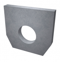 Timpane din beton armat - TT-TCB-RC