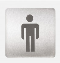 Pictograma toaleta barbati - SANELA SLZN 44AA