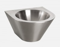Lavoar conic din otel inox - SANELA SLUN 59
