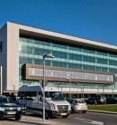 Prelucrare sticla centrul de business si conferinte state-of-the-art Willbrook Platinum