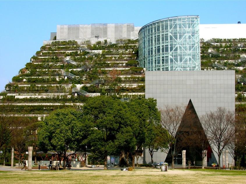 ACROS - Fukuoka, Japonia (1995)