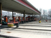 Bariera Automatic Systems pentru statii de taxare TollPlus 262