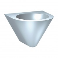 Lavoar conic din otel inox - SANELA SLUN 27