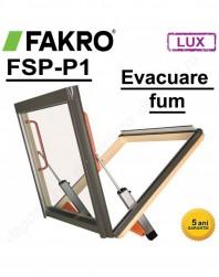 Fereastra evacuare fum Fakro FSP-P1 + rama