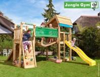 Complex de joaca - JUNGLE GYM HOME + BRIDGE MODUL