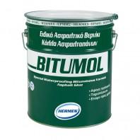 Lac asfaltic pe baza de solvent - Bitumol