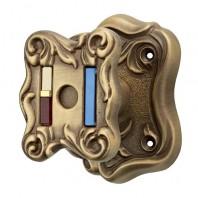 Buton fix sau mobil pentru usa - Tiffany Vetro