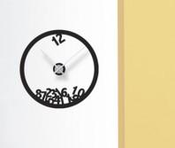 """Sticker tip ceas de perete """"Cifre in dezordine"""""""