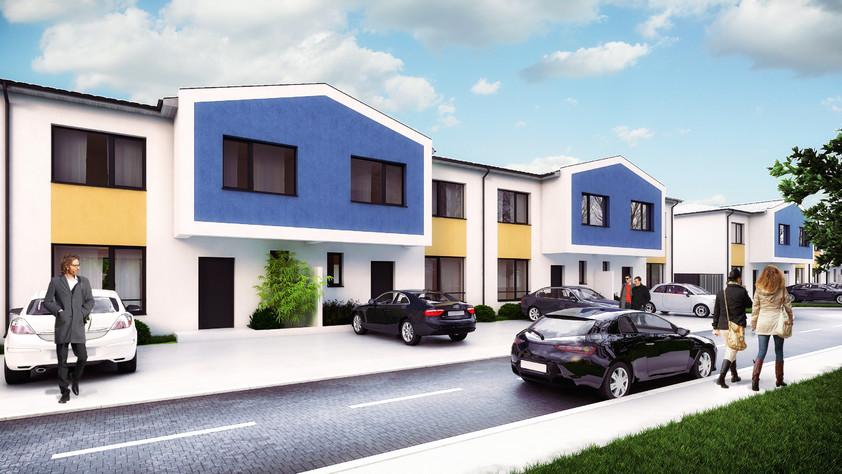Belvedere Green Homes Residence  Galati STYRONIT Romania BELVEDERE GREEN HOMES RESIDENCE