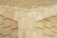 Șindrilă din lemn de cedru galben pentru acoperis Alaska Yellow Cedar