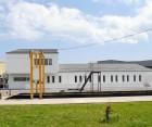 Vestiare pentru angajatii fabricii de pulberi metalice - Buzau