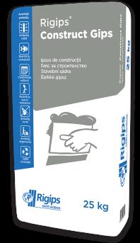 Pulbere de ipsos gri Rigips® Construct Gips