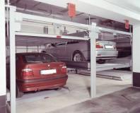Platforma glisanta pentru parcare - ParkBoard PH