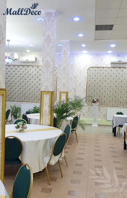 Interiorul restaurantului Langora  Brasov TOP RESERVE BUSINESS