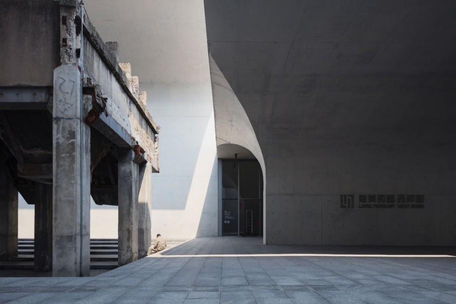 <b>Long Museum West Bund, Shanghai, China - Pawel Paniczko (Marea Britanie)</b>