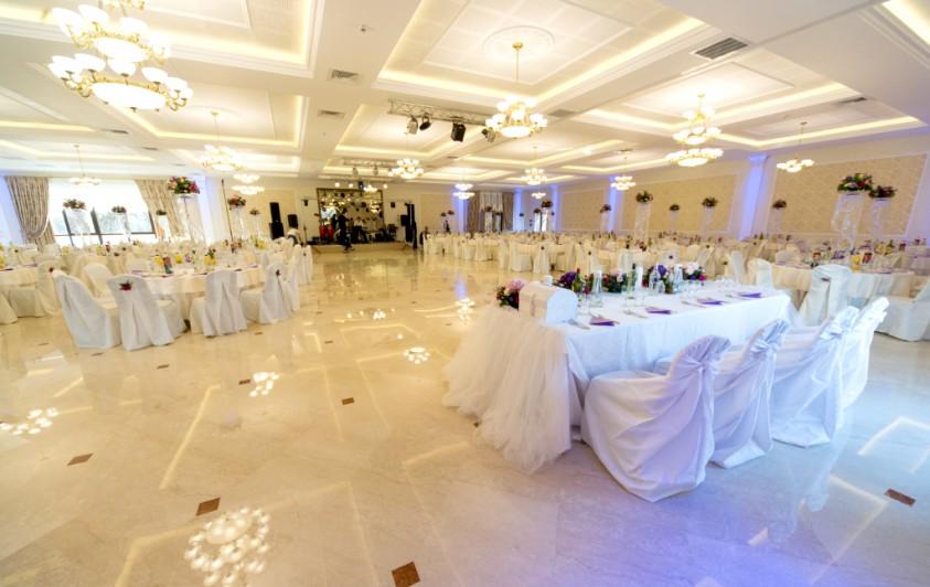 Detalii interior Casa Lux Ballroom  Botosani SAINT-GOBAIN CONSTRUCTION PRODUCTS ROMANIA - DIVIZIA RIGIPS