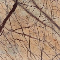 Blat Marmura Rain Forest Brown Polisata 250 x 65 x 3cm - PSP-2272