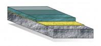 UCRETE TZ - Sistem de sapa poliuretanica pentru conditii grele de munca, cu finisaj mozaic