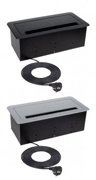 INBOX - Priza incastrabila, cu porturi USB, RJ45 si HDMI