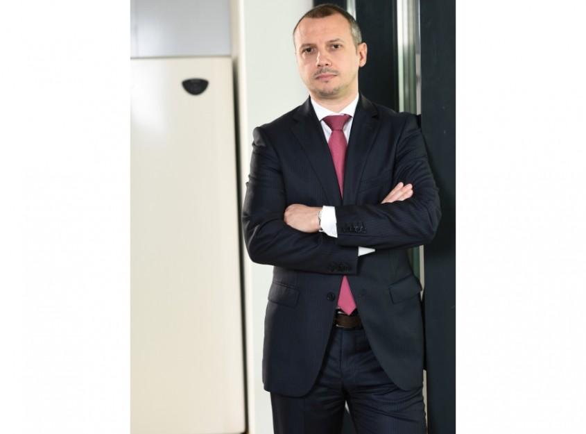 Cătălin Drăguleanu, Country Manager Ariston Thermo România
