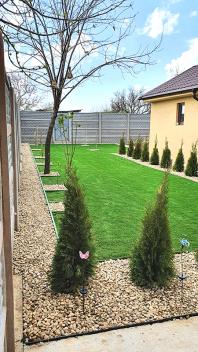Gazonul artificial decorativ -  DECOR PREMIUM GRASS LUXURY 50