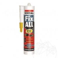 Adeziv ardezie flexibila - Soudal FIX ALL - 290ml Weber Saint Gobain Romania  APN-3106