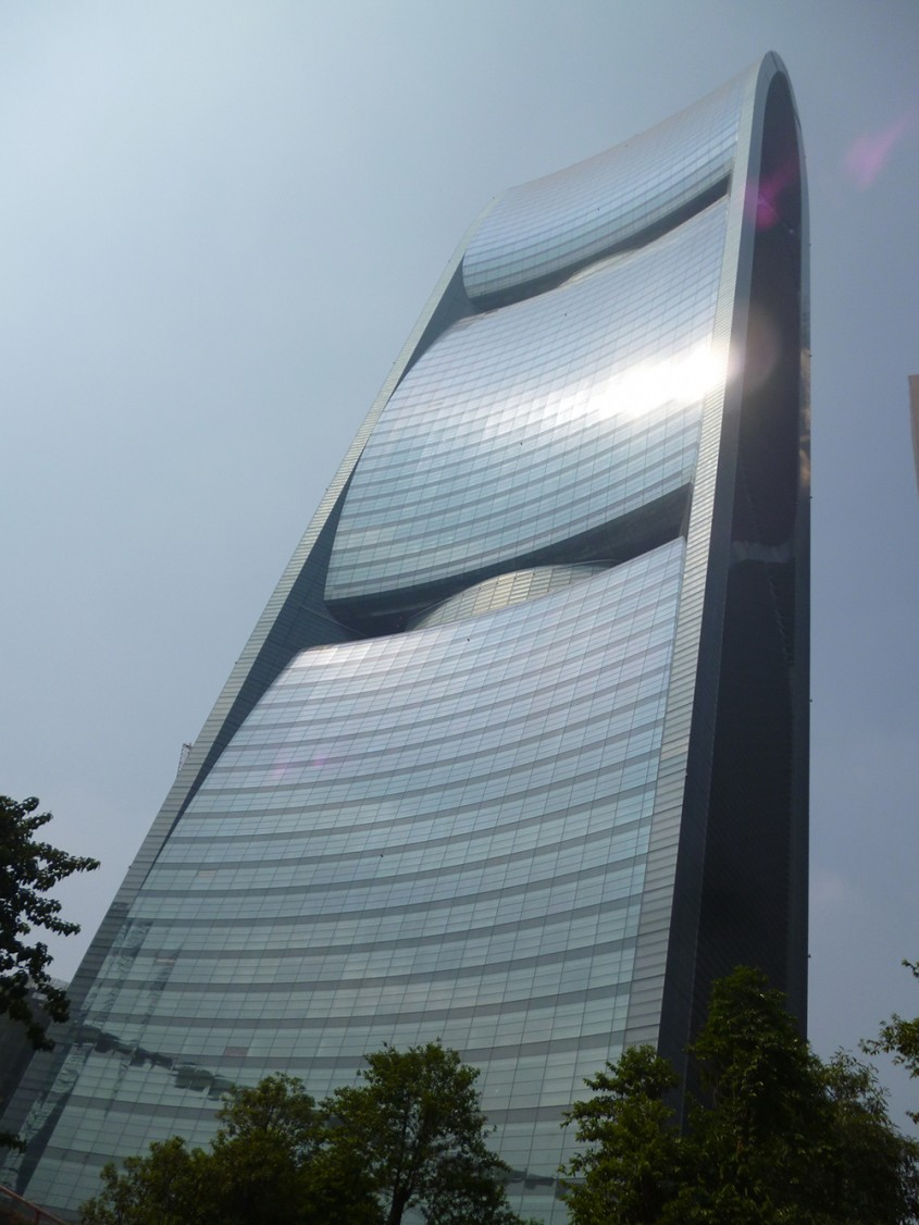 Pearl River Tower, Guangzhou, 2013