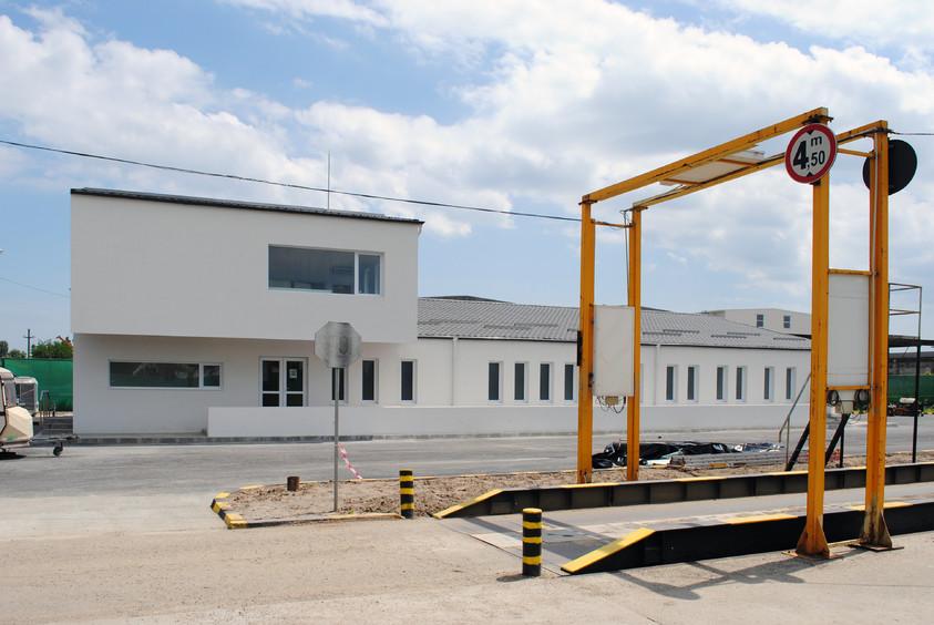 Vestiare pentru angajatii fabricii de pulberi metalice - Buzau 01.8  Buzau AsiCarhitectura