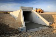 Elemente prefabricate din beton pentru podete din cadre MACON